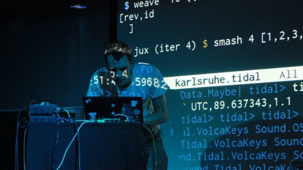 algorave - algorithmic dance culture