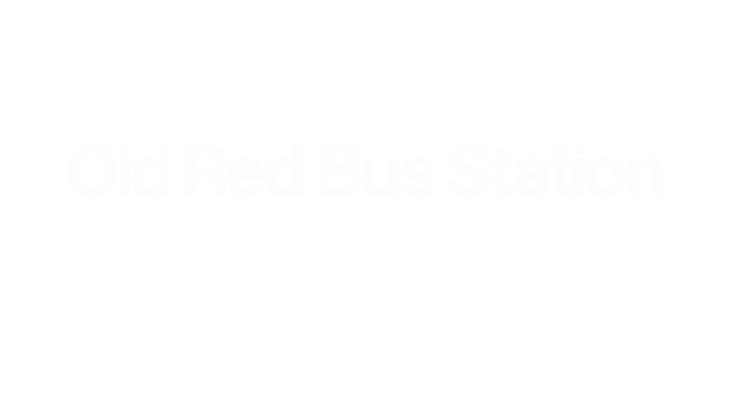 Old Red Bus Station